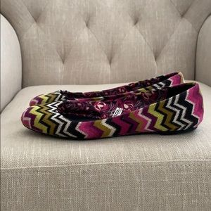 Knit flats - Missoni for Target